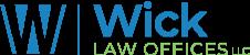 Wick Law Offices In Columbus, Ohio Logo